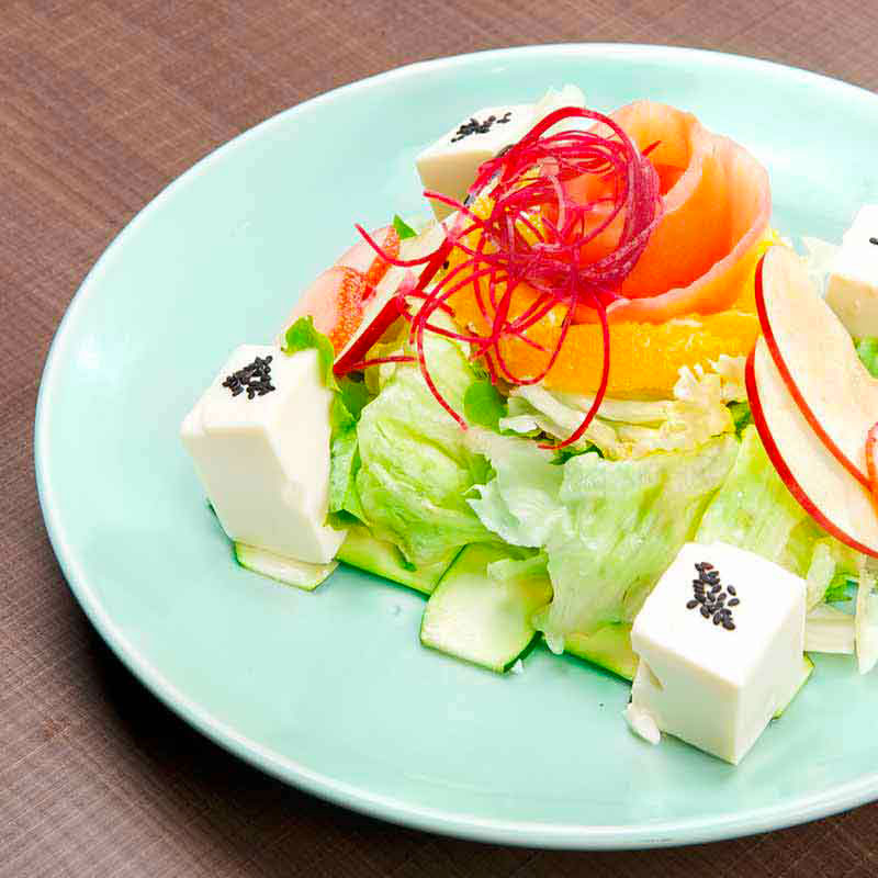 Yeon Tofu Salad