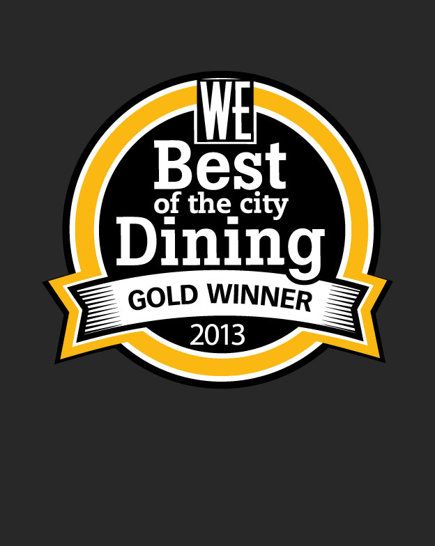 WE Vancouver's Best of the City Dining 2013