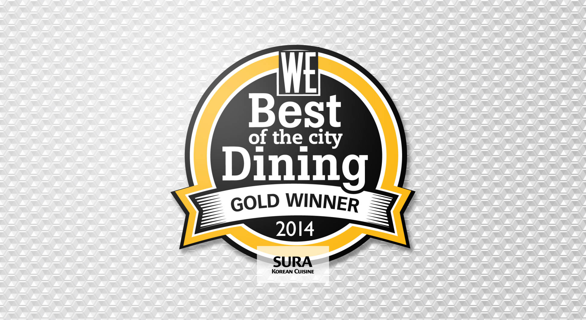 Sura is the best Korean winner of WE Vancouver's best of the city dining awards 2014