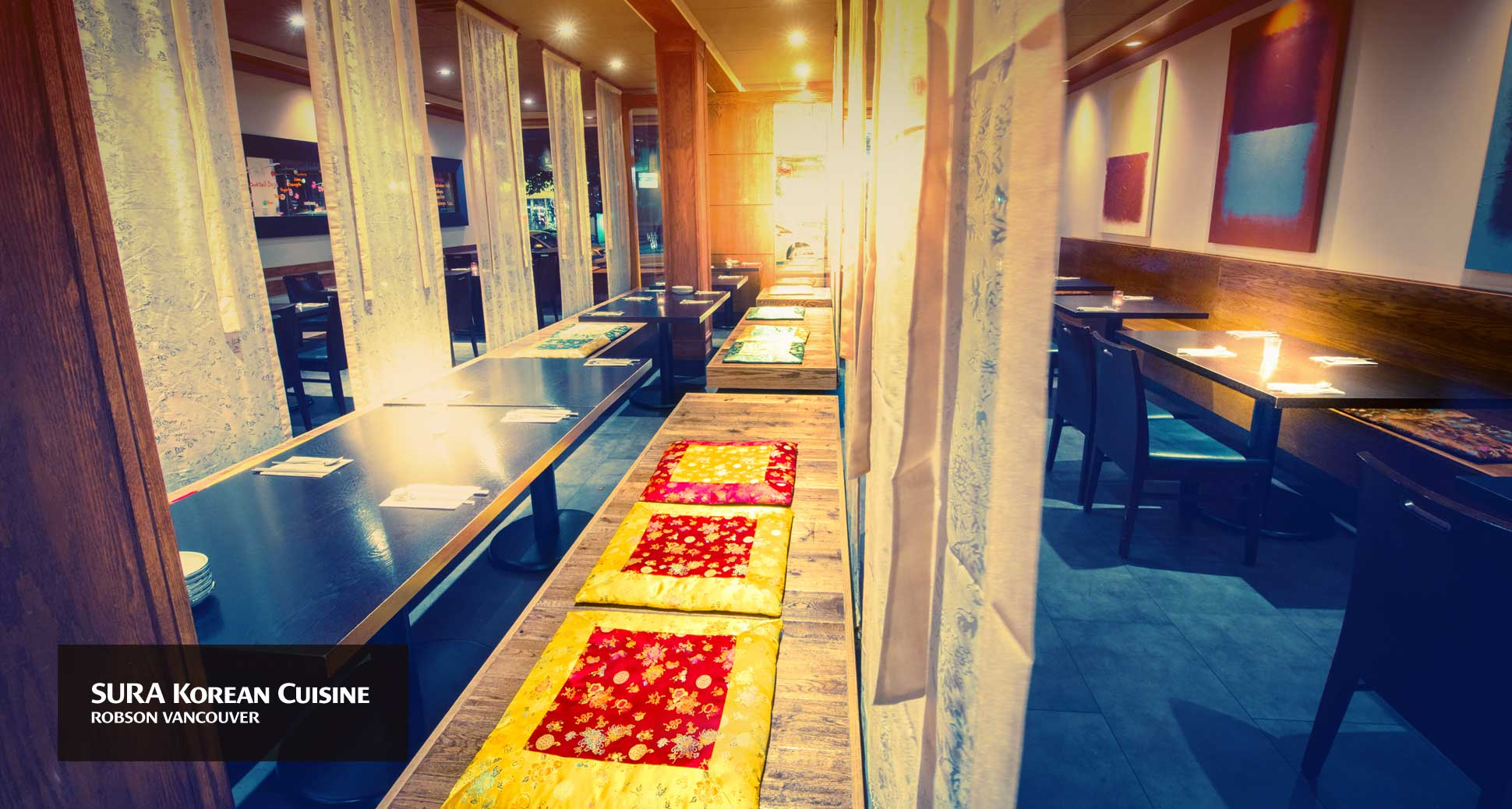 Plan your perfect holiday season with Sura Korean Cuisine restaurant!