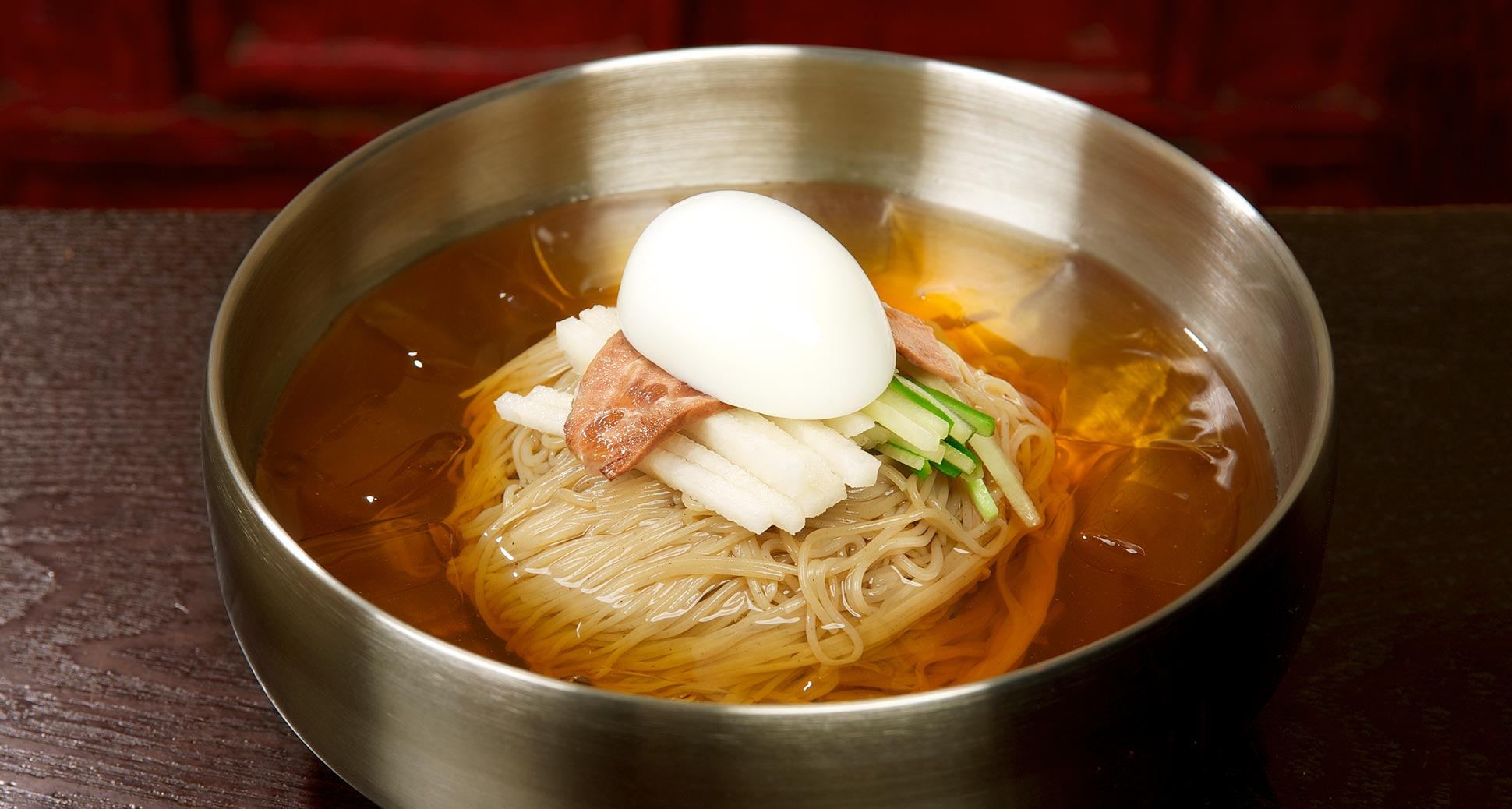 Korean meals for those sizzling hot summer days