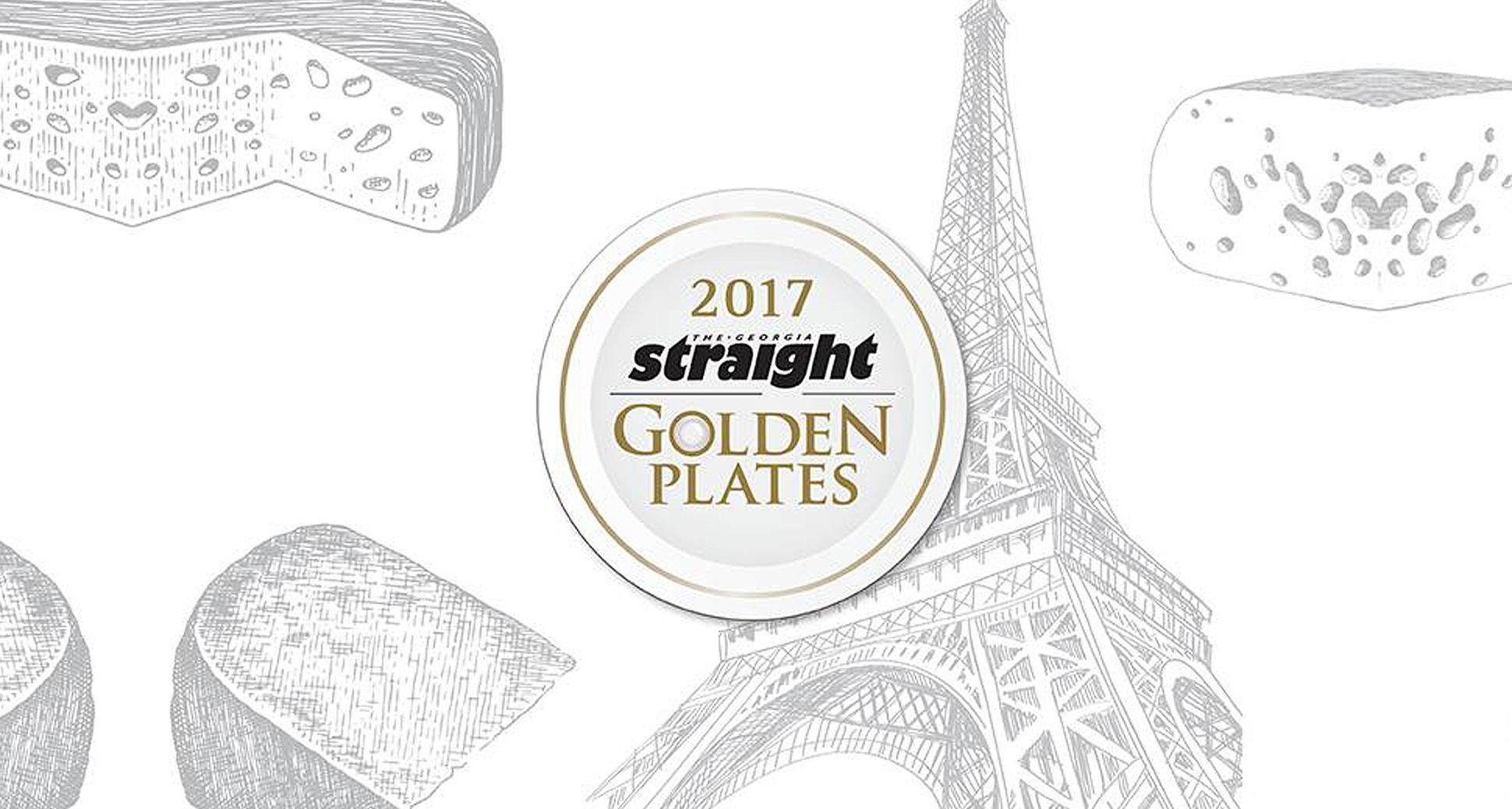 Sura is the best Korean winner of  Georgia Straight 20th Annual Golden Plates 2017