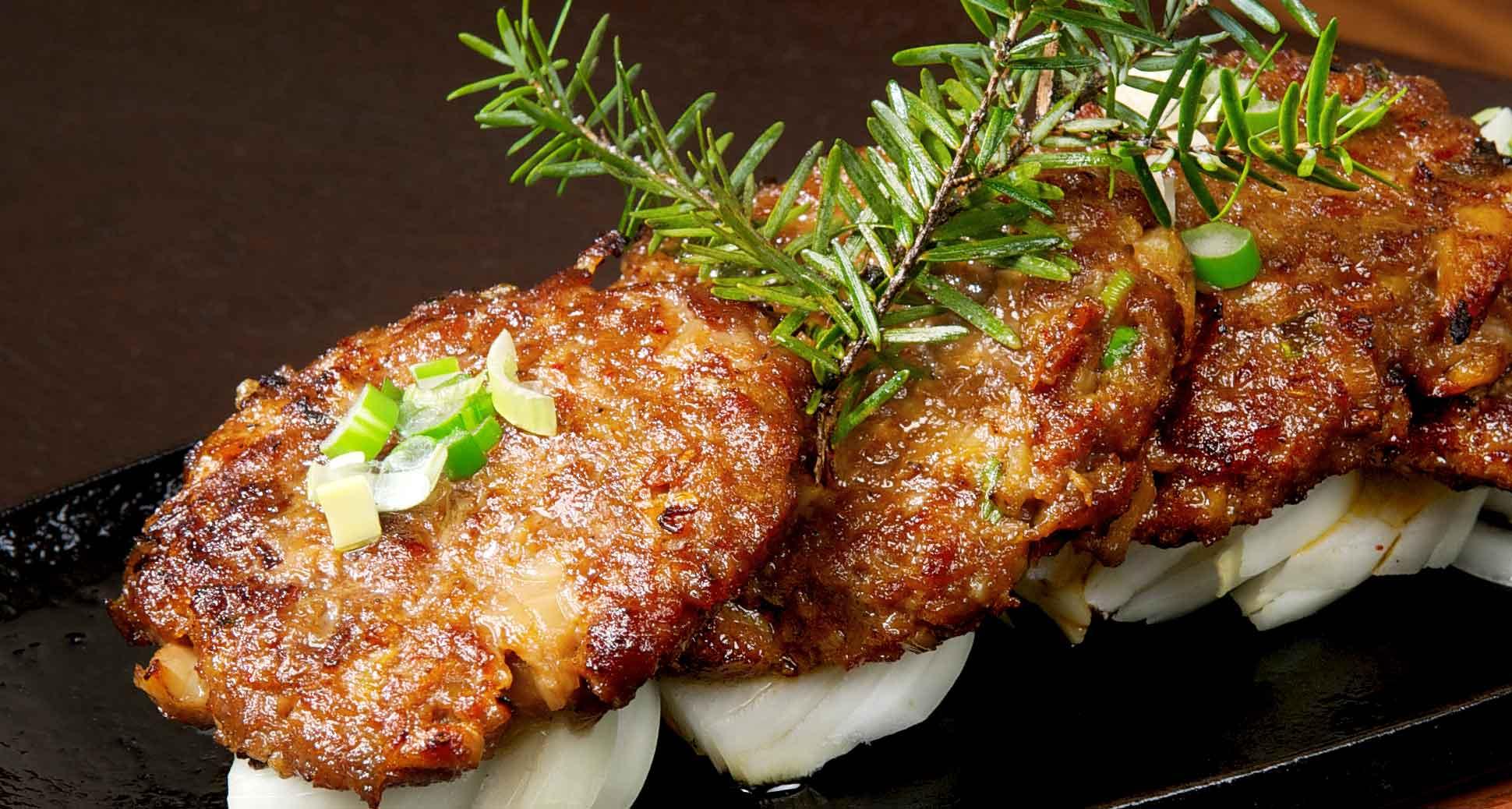 King's Favourite, Kimchi Tteok-galbi