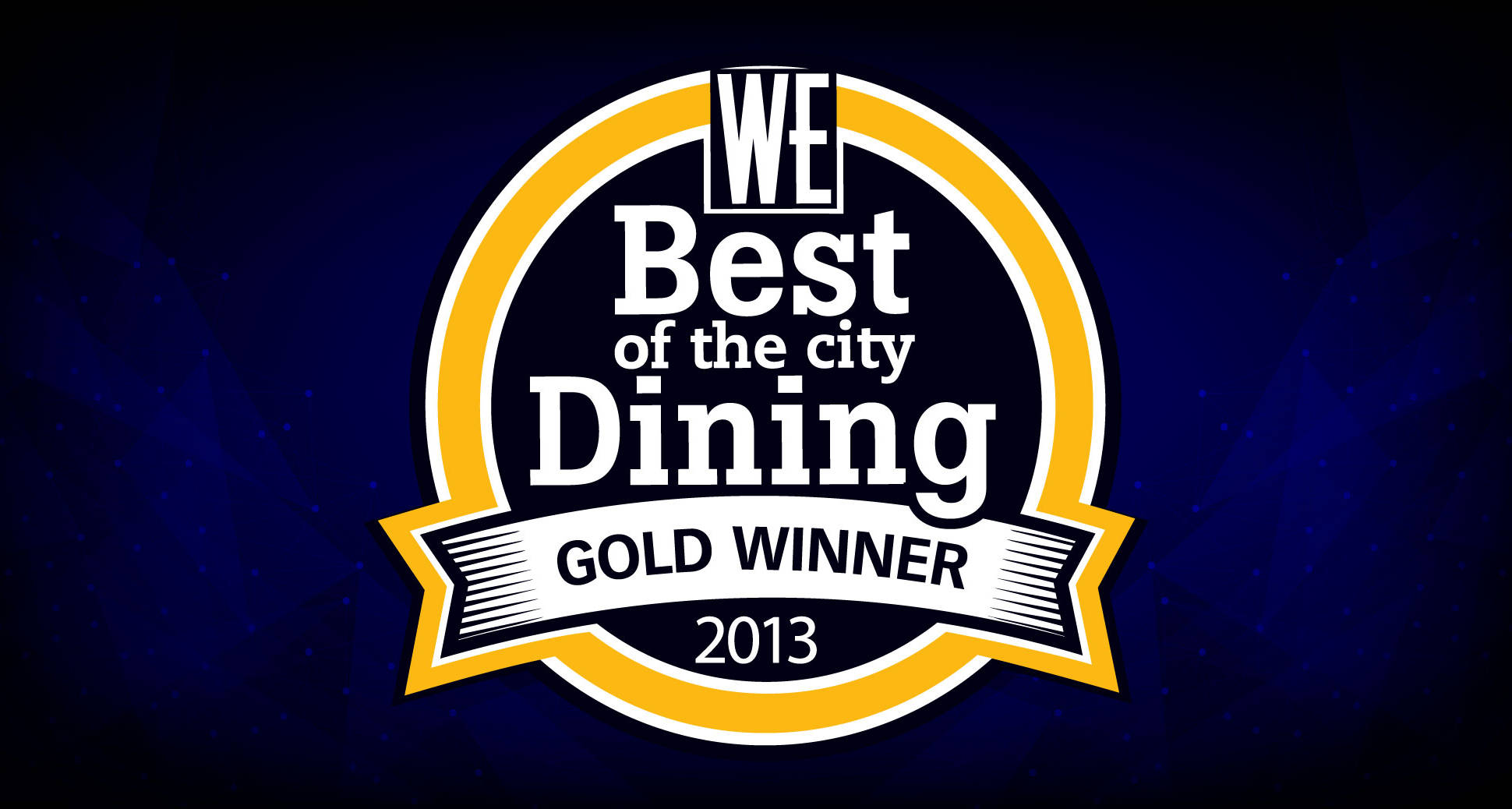 Sura is the best Korean winner of WE Vancouver's best of the city dining 2013!