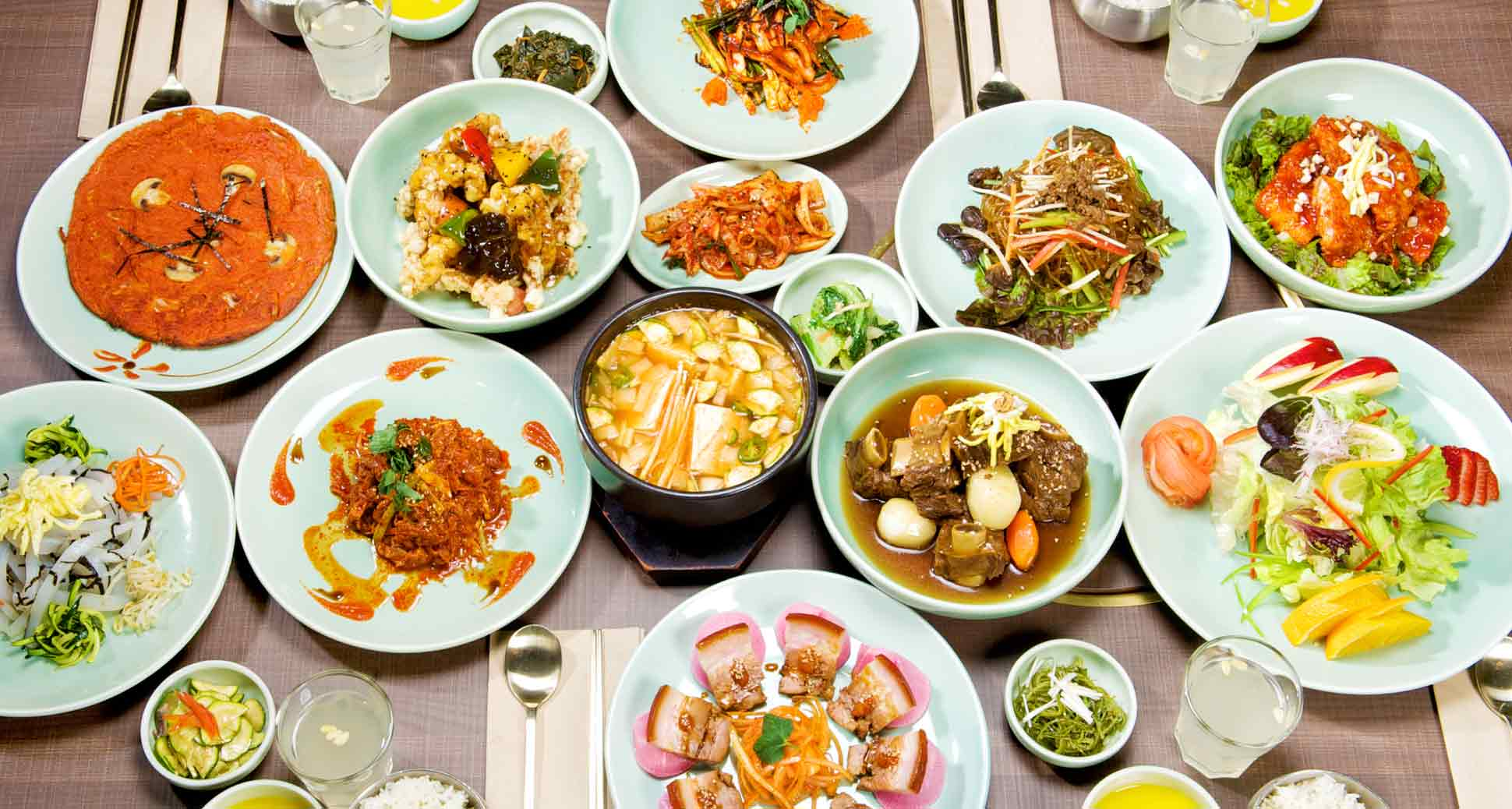 Ringing in the New Year with SURA Korean Restaurant Vancouver