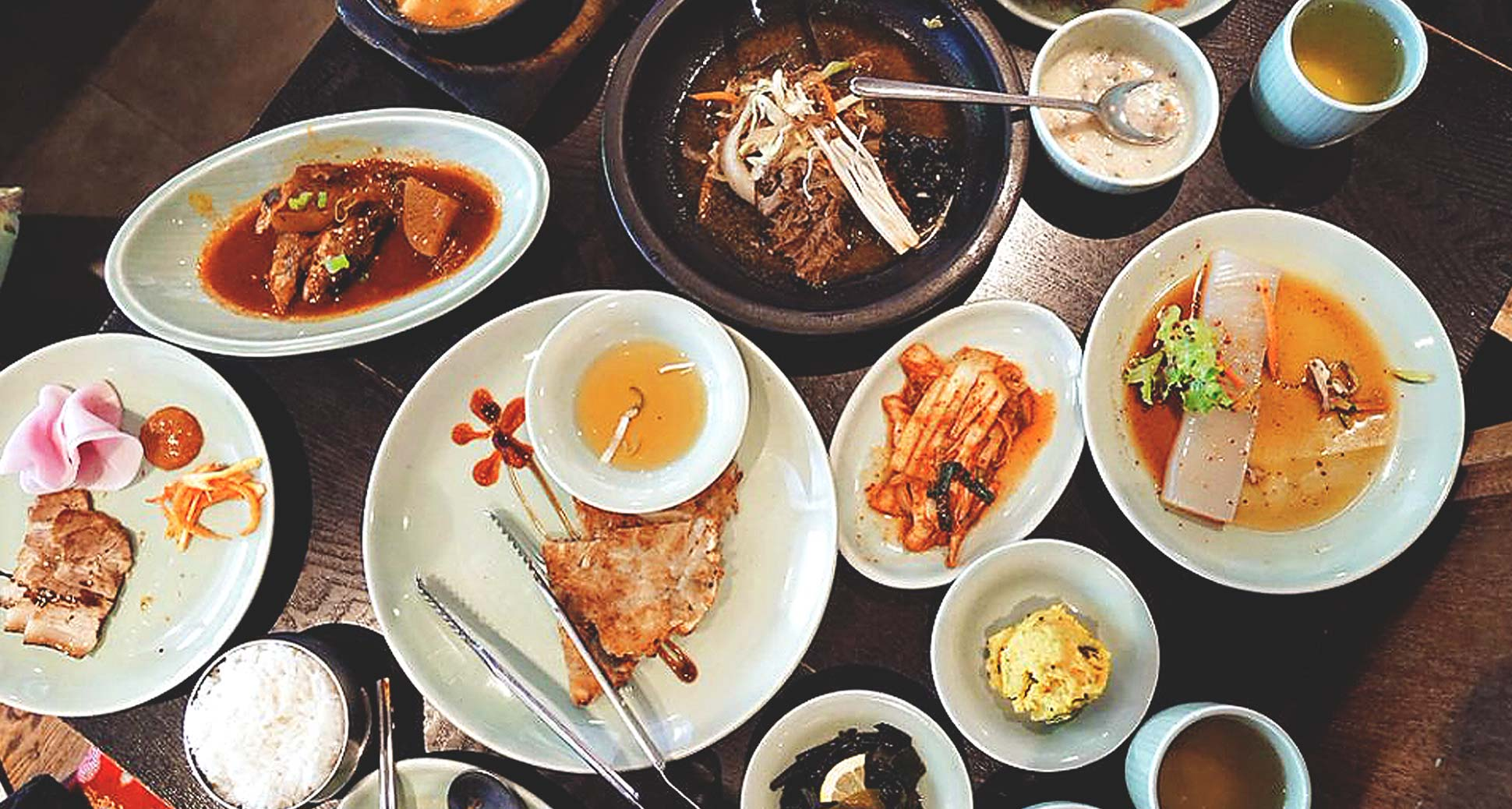 Best Korean Food Edmonton