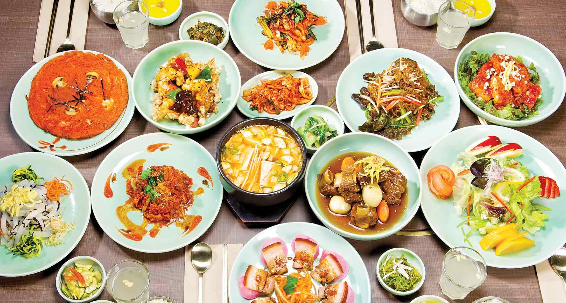 We're The Best Korean Restaurant in Vancouver!!