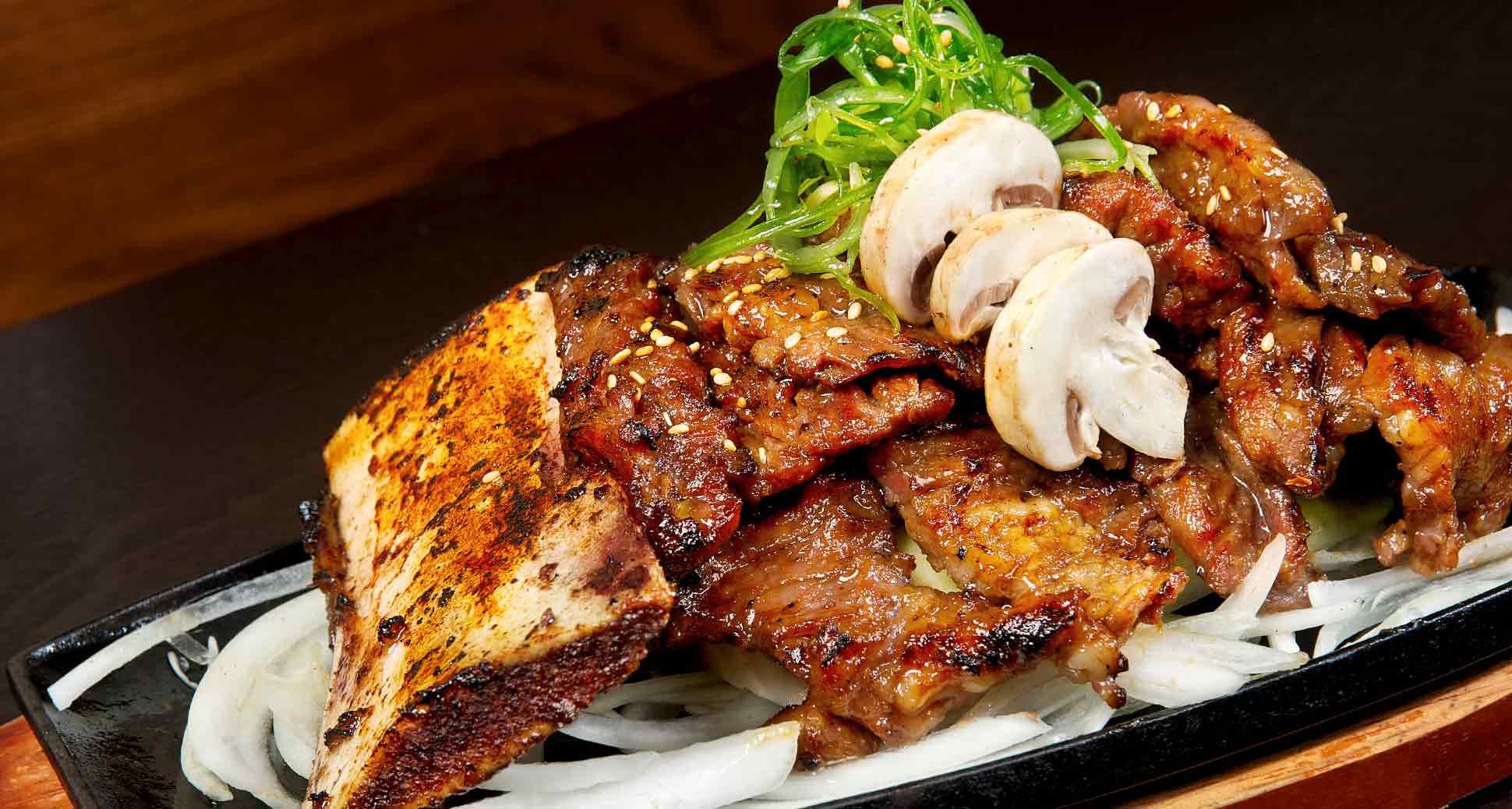 Love Letter to Galbi, Korean BBQ